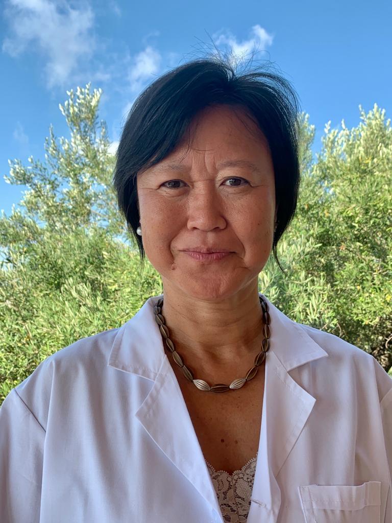 Sra. Liu Chung Hsung